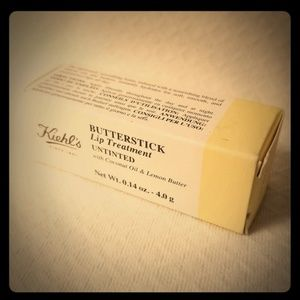 Kiehl's Untinted Coconut Oil Lip Balm Treatment